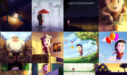 Little Wonder Boy by Androgs