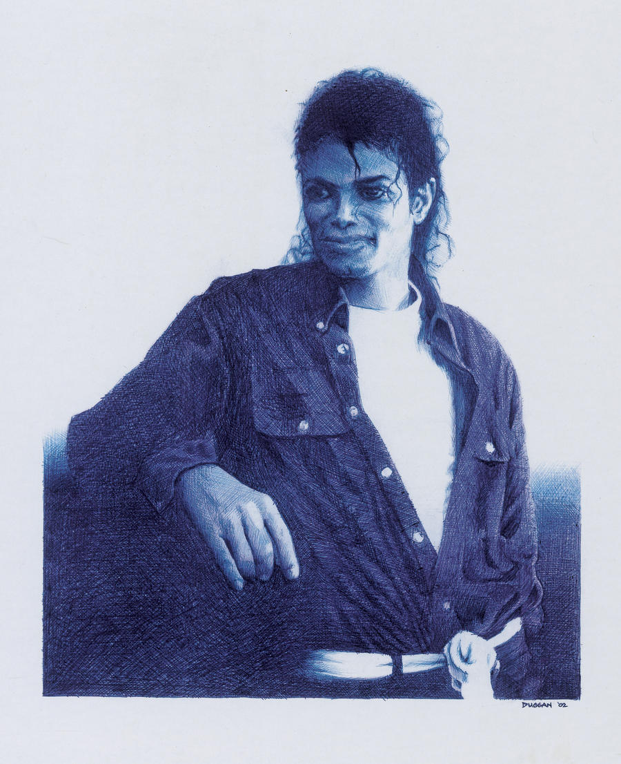 Michael by artistas - Página 2 Michael_Jackson_by_Mr_Tetanus