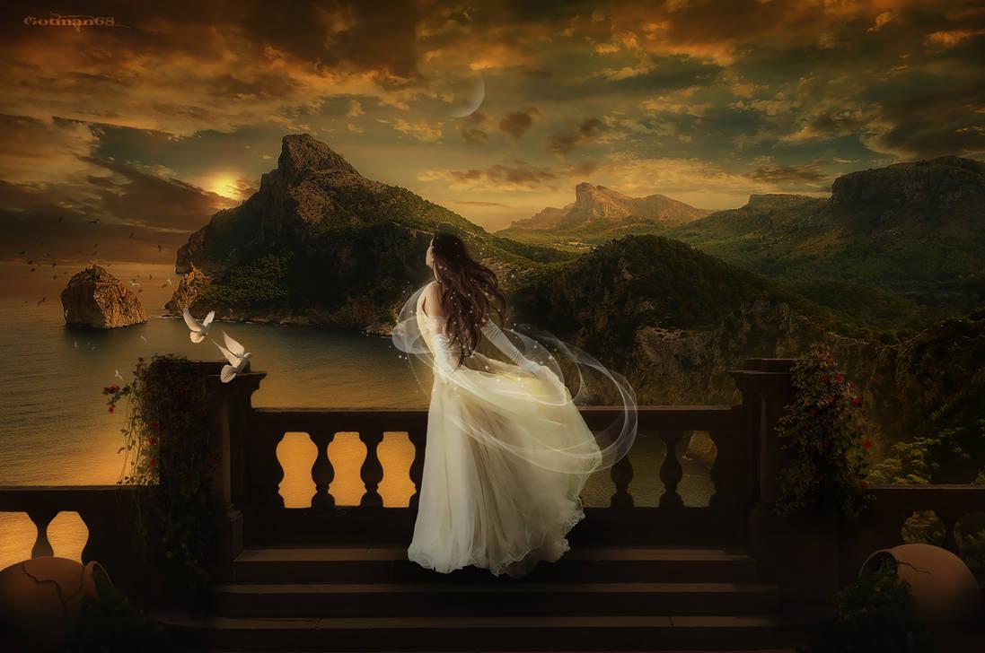 Les terrasses d'Eden by gotman68