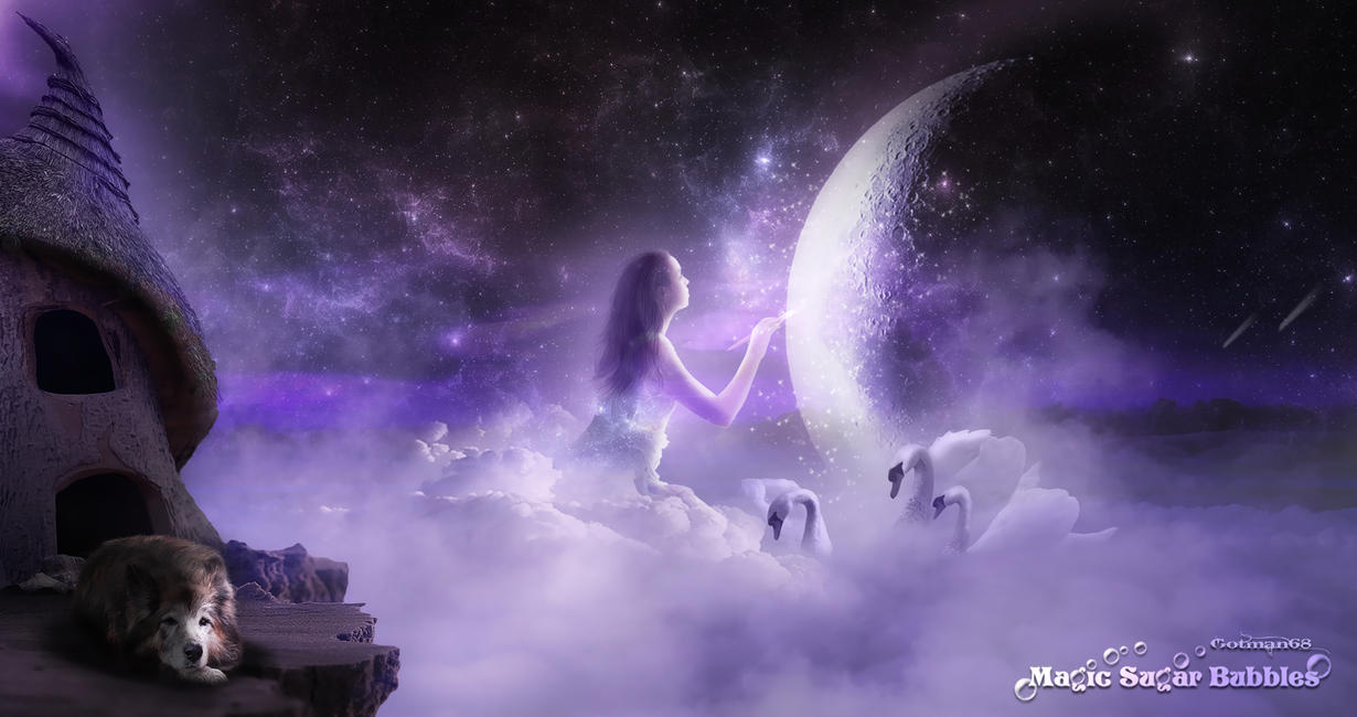 Ticket to the Moon by gotman68