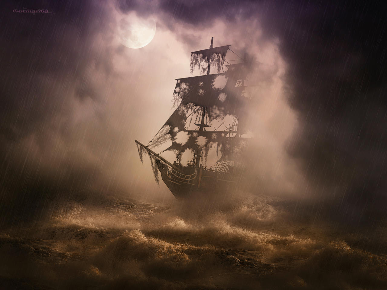 the black pearl by gotman68 on deviantart