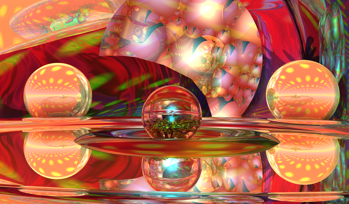 Imagenes abstractas 3d taringa for Imagenes abstractas 3d