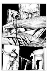 Gideon Page from issue 2 by plbcomics