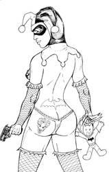 Harley Quinn by plbcomics