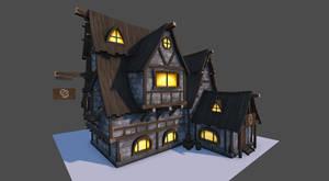 Medieval building V2.0