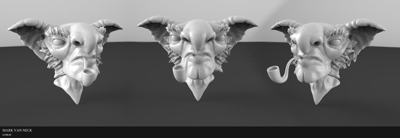 The first goblin by Kirinov