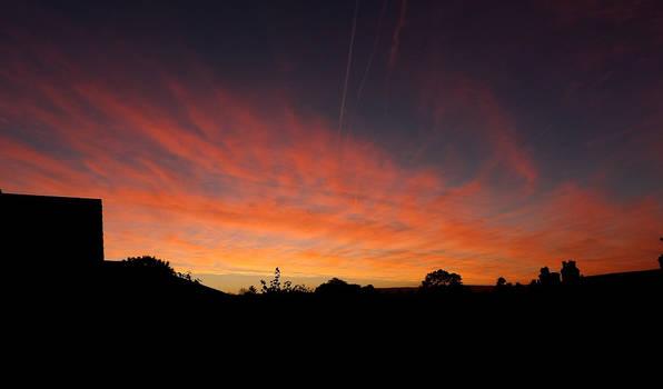 Chinley sunrise