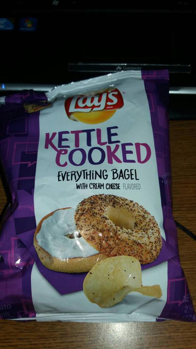 new Lays potato chips  by BruceHulkBanner