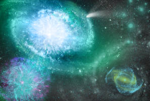 Lost In Space Background by Junebug-Resources