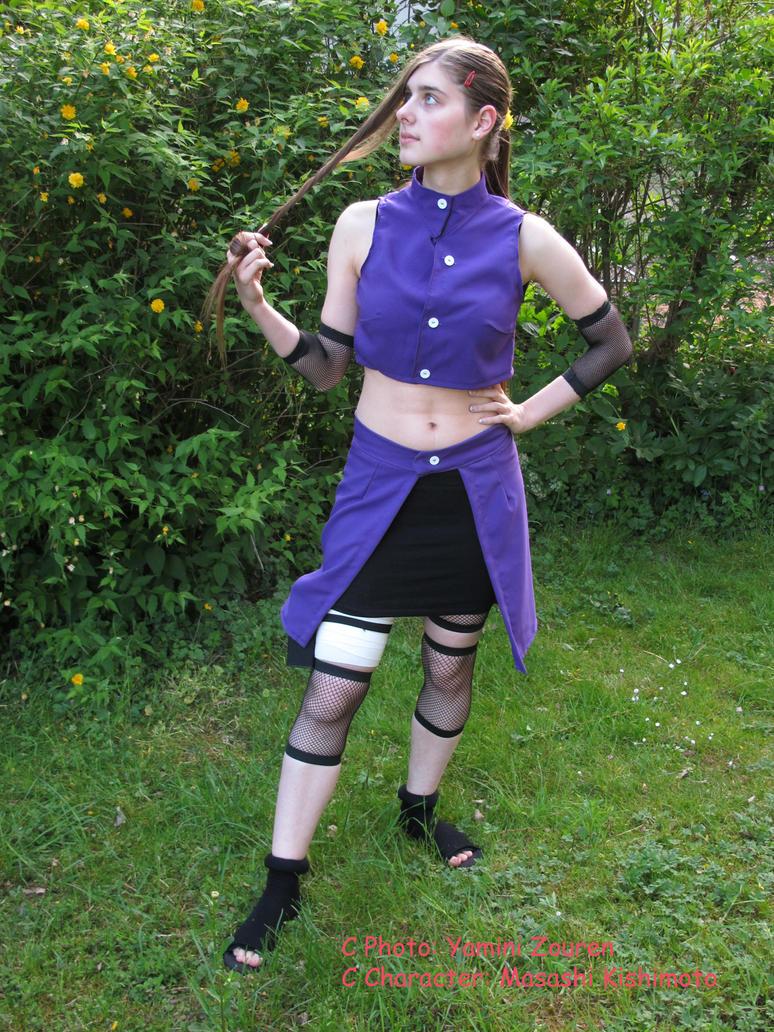 ino yamanaka cosplay 07 - photo #27