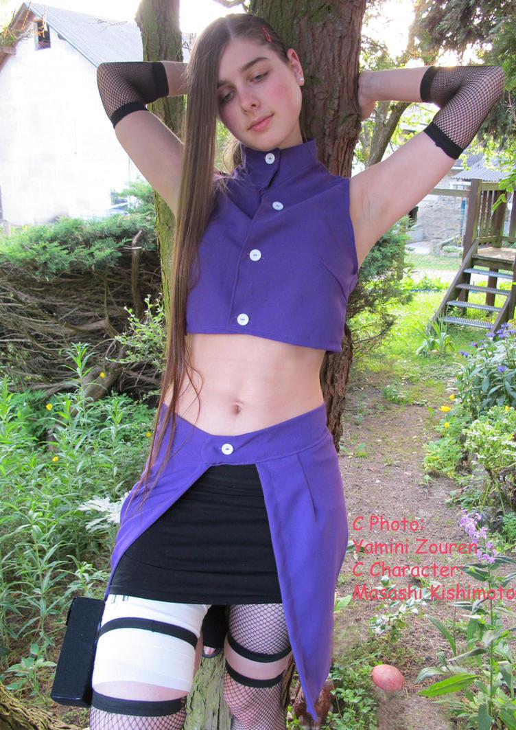 Ino yamanaka cosplay costume