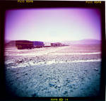 A long line of trucks by fastlikecoffee