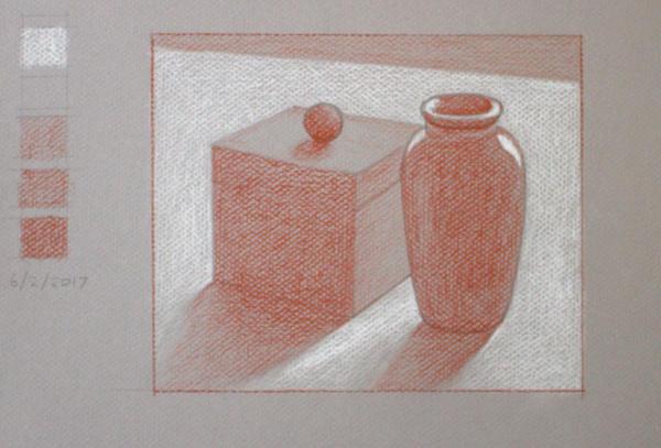 Backlit Study by crutchart