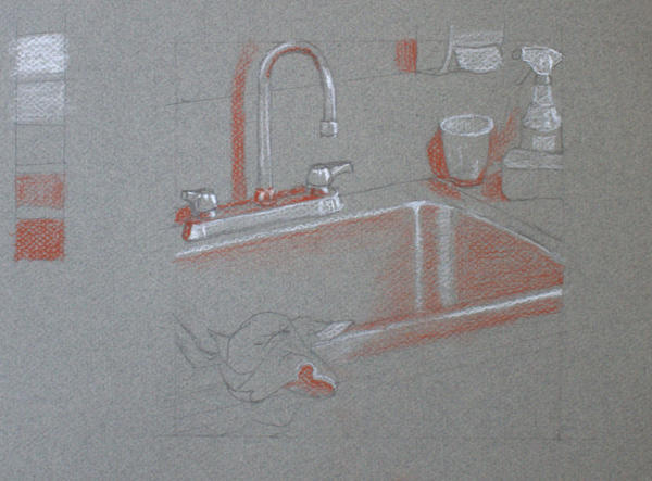 Cleanup Sink (unfinished) by crutchart