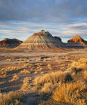 Evening at Painted Desert by papatheo