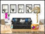 Top Design Inspired Living Room