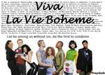 Viva La Vie Boheme