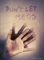Don't let me go