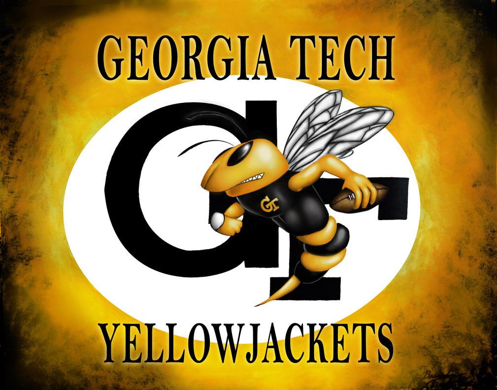 Tech Yellowjackets Poster by sonicaust on DeviantArt