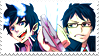 Stamp Ao no Exorcist 3 by Dirty-Dreams