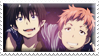 Stamp Ao no Exorcist 5 by Dirty-Dreams
