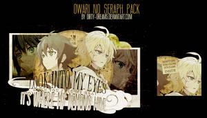 Owari No Seraph Pack by Dirty-Dreams