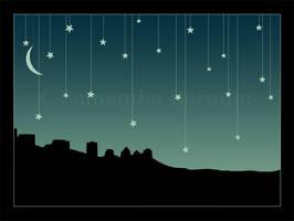 Stars At Night by sammigurl61190