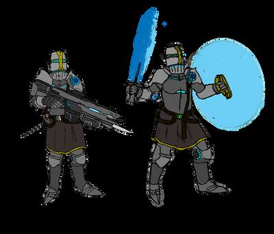 Odin IV's Golhivian Footmen Suit by ngdaniel96