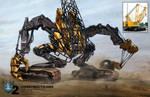 Transformers Rotf sketch