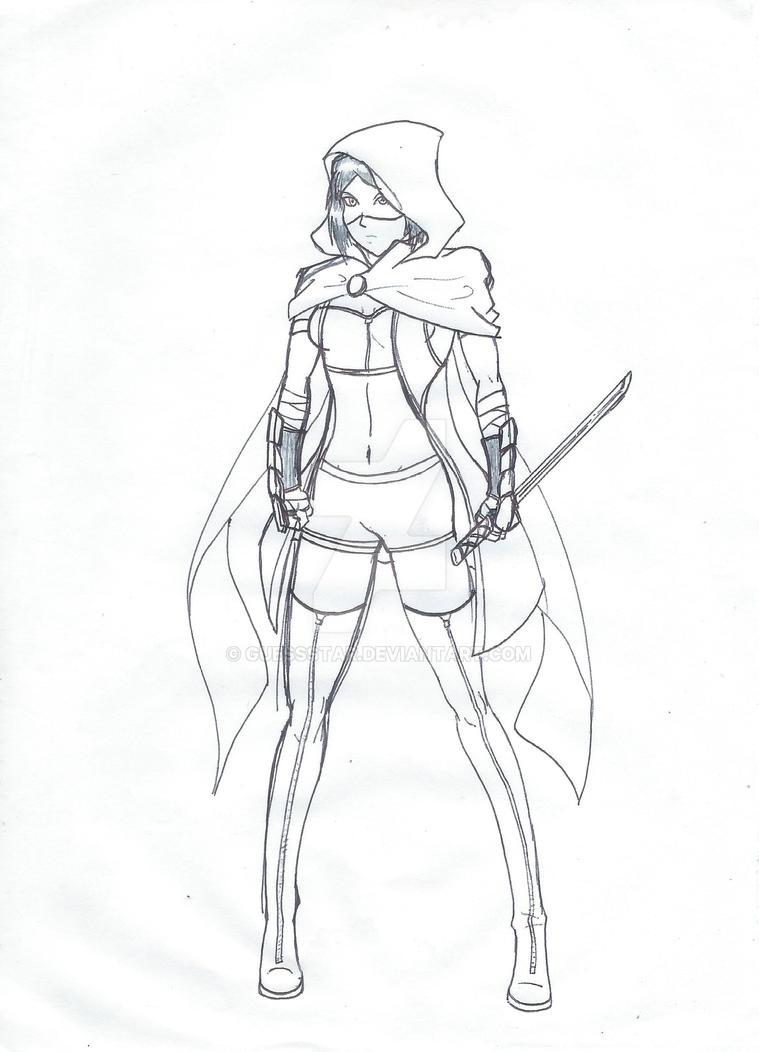 Assassin by GuessStar