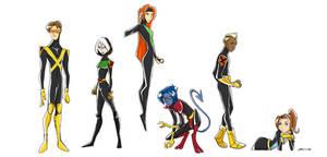 Xmen Evolution