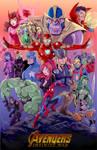 Avengers Infinity War (Full)