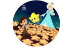Rosalina X Bambino Disney X smashbros 24