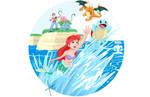 01-Little mermaid I choose U!