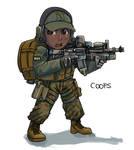 ArmA2 Razor team: Coops (WIP)