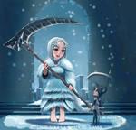 Priscilla the Crossbreed and Rurufon