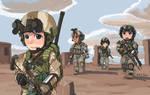 SAS squad