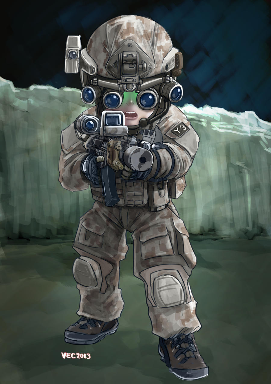 DEVGRU with GPNVG18 by lazyseal8