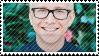 =Tyler Oakley Stamp by xxstampERxx