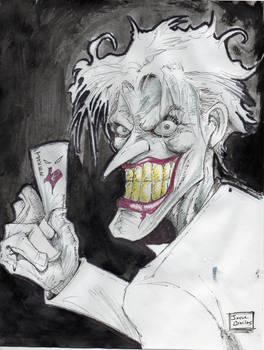 Joker - Here's my card