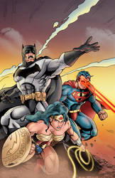 Justice League is coming