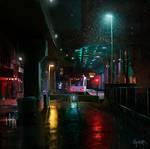 Tram Endstation