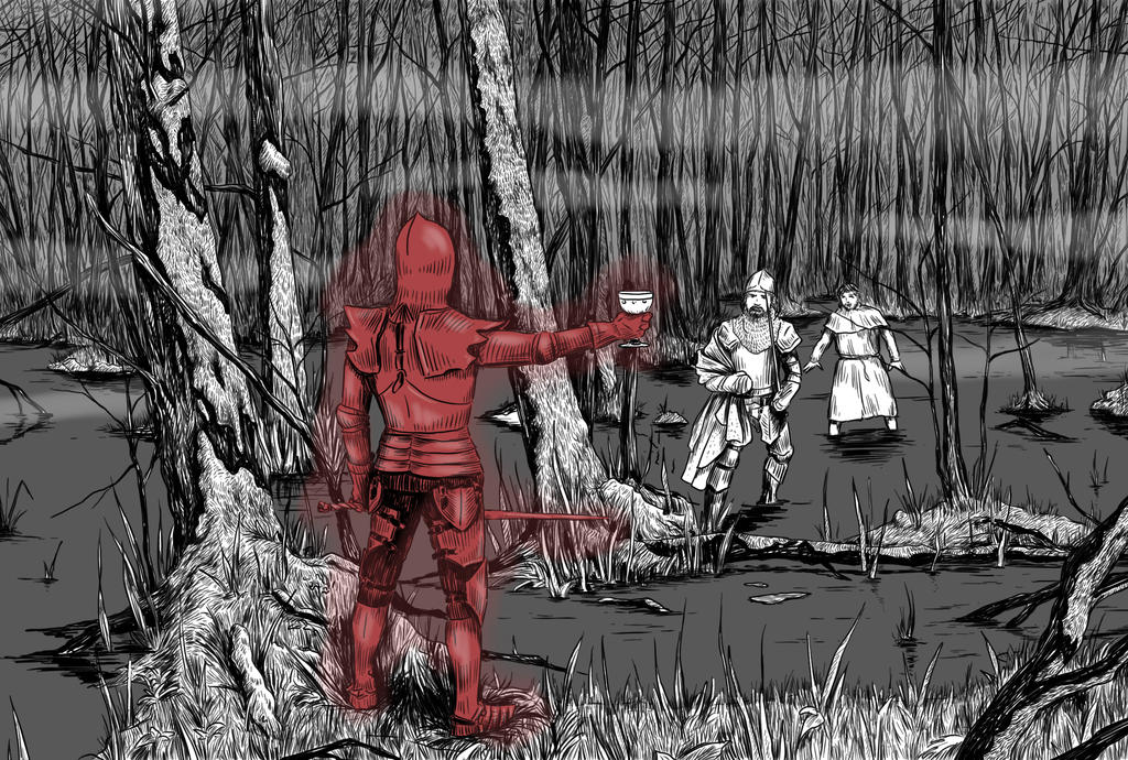 Red Knight by zblu