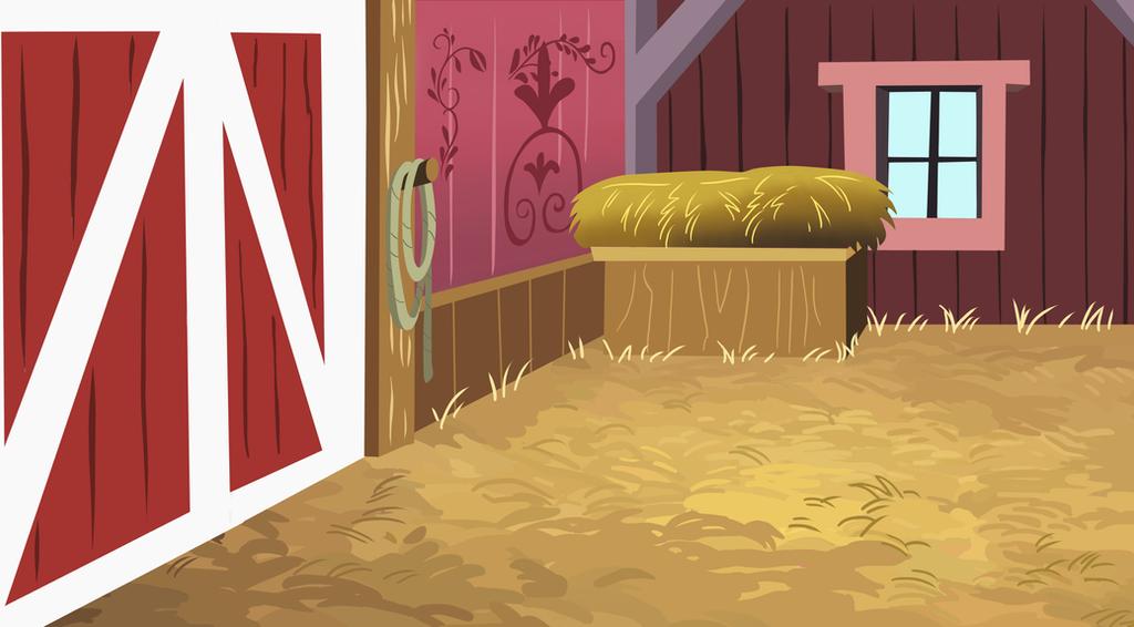 inside barn background. apple fanily barn interior by steampoweredstallion inside background