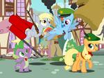 Partisan Ponies