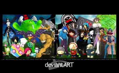 a deviant megadev by Thiefoworld