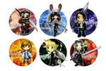 Final Fantasy Tributes Vol I