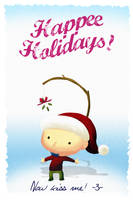 Happee Holidays by Thiefoworld