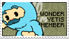 Wonder Yetis Stamp