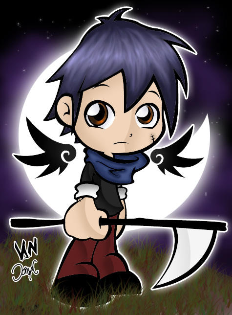 Chibi Shen Thiefo Entree by Thiefoworld